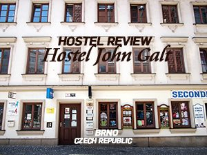 Hostel Review: Hostel John Galt, Brno – Czech Republic