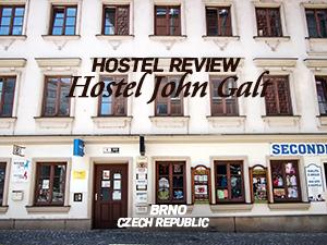 Hostel Review: Hostel John Galt, Brno – Czech Republic