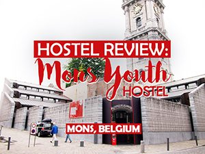 Hostel Review: Mons Youth Hostel, Mons – Belgium