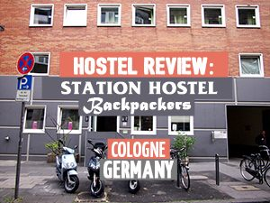 Hostel Review: Station Hostel Backpackers, Cologne – Germany