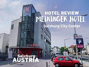 Hotel Review: MEININGER Hotel Salzburg City Center, Salzburg – Austria