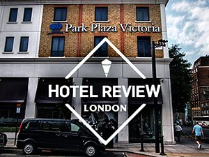 Hotel Review: Park Plaza Victoria, London