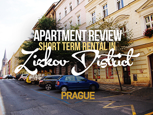 Apartment Review: short-term rental in Zizkov district, Prague