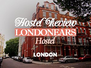 Hostel Review: Londonears Hostel, London