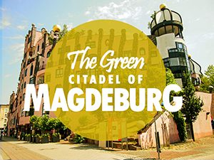 The Green Citadel of Magdeburg