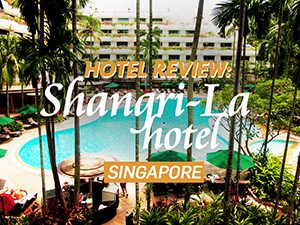 Hotel Review: Shangri-La Hotel, Singapore