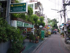 Guesthouse Review: Jonadda Guest House, Chiang Mai – Thailand