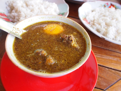 Food to try in Makassar, Indonesia