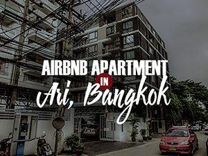 Airbnb apartment in Ari – Bangkok