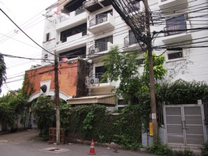 Airbnb apartment in Thonglor – Bangkok