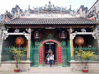 Thien Hau Temple, Ho Chi Minh City – Vietnam