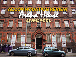 Accommodation Review: Arena House Liverpool