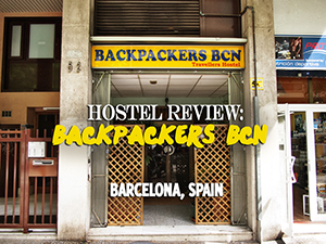 Hostel Review: Backpackers BCN Casanova, Barcelona – Spain