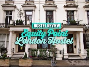 Hostel Review: Equity Point London Hostel, London – UK