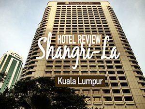 Hotel Review: Shangri-La Kuala Lumpur
