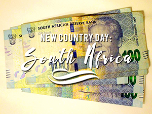 New Country Day: South Africa
