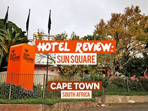 Hotel Review: SunSquare Cape Town – South Africa