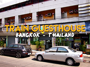 Guest House Review: Train Guesthouse, near Hua Lamphong station in Bangkok