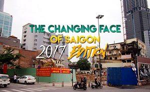 Notes on Saigon - 2017 edition