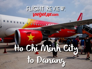 Flight Review: Vietjet Air – Ho Chi Minh City to Danang