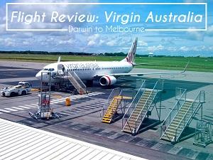 Flight Review: Virgin Australia – Darwin to Melbourne