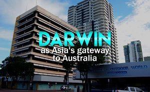 Darwin as Asia's gateway to Australia