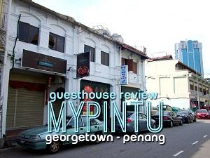 Mypintu – a homestay-style guesthouse in Georgetown – Penang