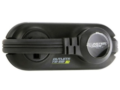 Monster Outlets To Go Powerstrip
