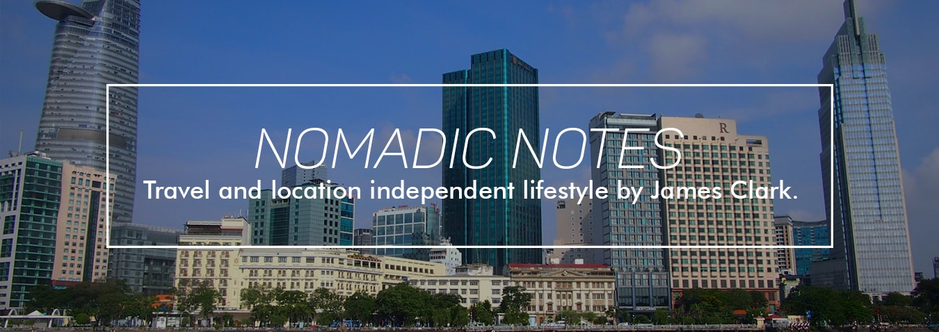 Welcome to Nomadic Notes