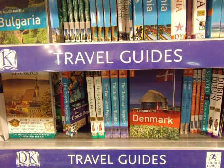 WH Smith Travel Guides
