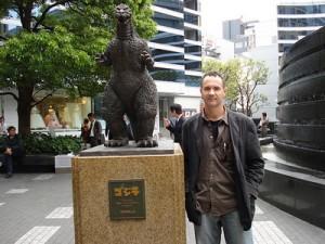 Godzilla and I
