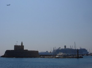 Notes on Rhodes – A colossal tourist destination