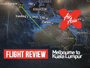 Flight Review: AirAsia X - Melbourne to Kuala Lumpur