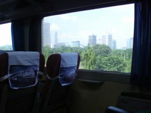 Train in Jakarta