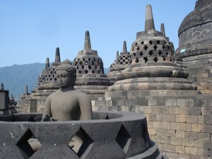 Borobudur – The biggest Buddhist temple in the world
