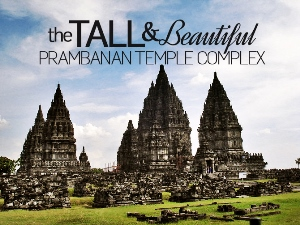 Prambanan – the largest Hindu temple site in Indonesia