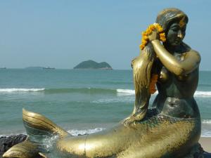 Songkhla Mermaid