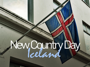 New Country Day: Iceland