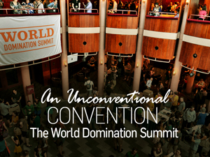 An unconventional convention: The World Domination Summit