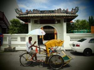 Trishaw Penang