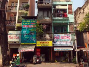 Skinny Buildings - Vietnam