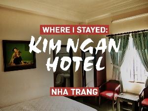 Kim Ngan Hotel, Nha Trang - Vietnam