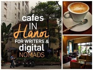Cafes in Hanoi