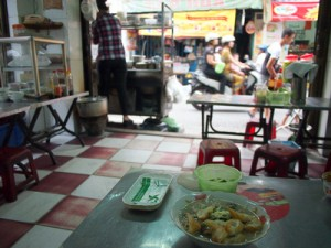 Saigon Food Wander