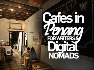 Best cafes in Georgetown, Penang