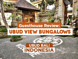 Ubud View Bungalows, Ubud, Bali - Indonesia