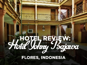Hotel Johny, Bajawa, Flores - Indonesia