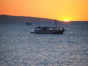 Sunset - Kupang, West Timor