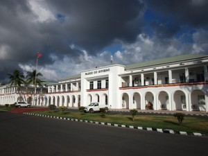 East Timor Government Building