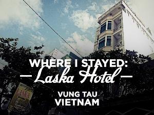 Laska Hotel, Vung Tau - Vietnam